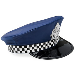 Toy Police Hat