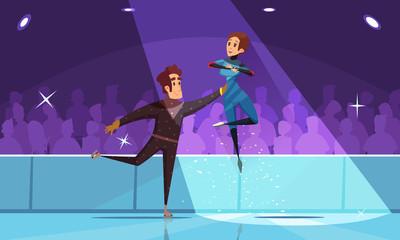 Figure Skating Composition