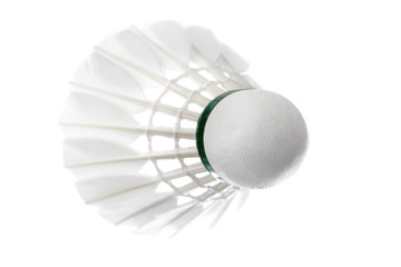 Feather badminton shuttlecock