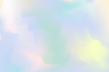 Blue pastel  gradient mesh background
