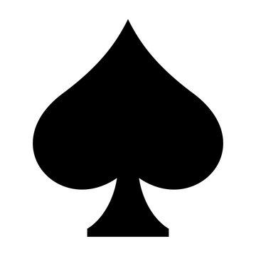 Spades Icon Logo
