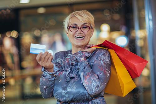 ready to go shopping