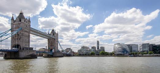 Printed roller blinds London Tower bridge London