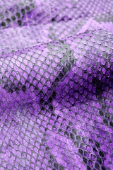 Abstract Coloured Real Snake Skin Snakeskin Animal Print Background