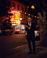 City Portrait at Night