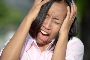Minority Female Under Stress