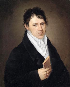 Portrait of scientist Alexander Von Humboldt