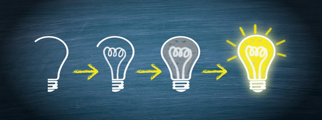 Idee, Geschäftsidee, Innovation, Kreativität