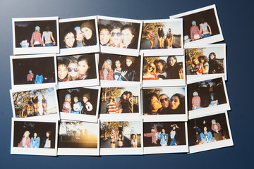 Photos of young women having fun
