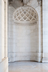 marble architecture in New York City