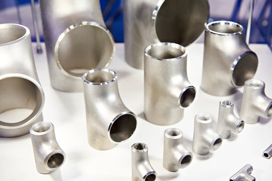 Metal parts for pipeline