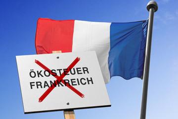 Frankreichs Regierung legt Ökosteuer auf Eis