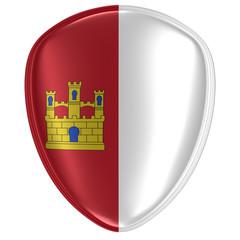 Castilla La Mancha flag icon