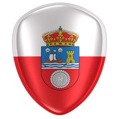 Cantabria flag icon