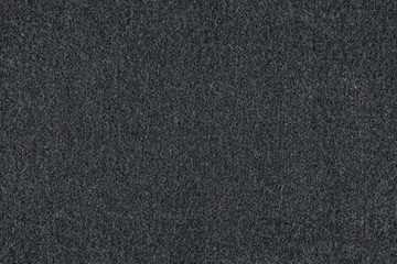 Black wool texture and background