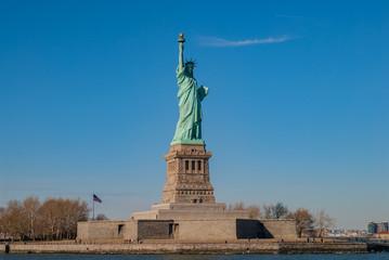 Papiers peints Commemoratif Freiheitsstatue New York City