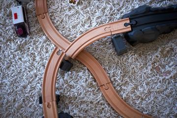 Broken Tracks