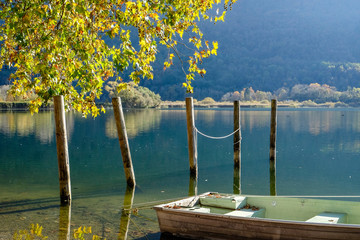 Porlezza, Italy. Lake