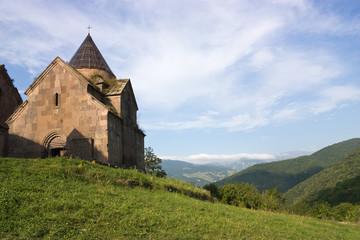Armenian monastery.