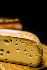 Traditional Auvergne cheese