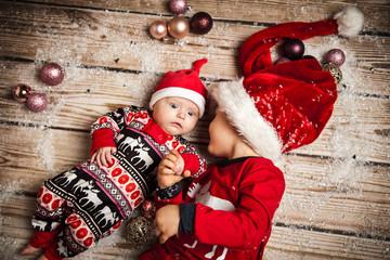 kuscheln zu Weihnachten