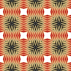 Abstract Triangle, Shape, Zigzag Pattern. Complex Geometric. Seamless Texture.