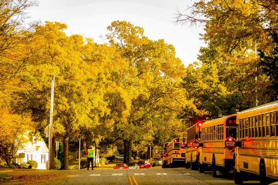 School Day Autumn
