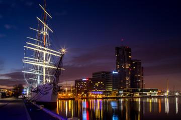 Obraz Dar Pomorza, Gdynia, Polska - fototapety do salonu