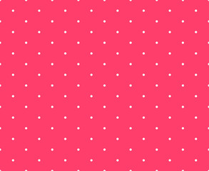 Seamless colored pattern. Dotted background. Abstract geometric wallpaper of the surface. Print for polygraphy, posters, t-shirts and textiles. Doodle for design. Vintage and retro style