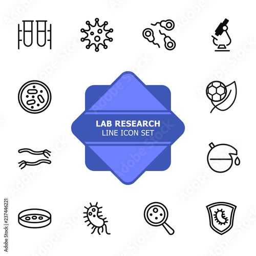 bacteria research topics