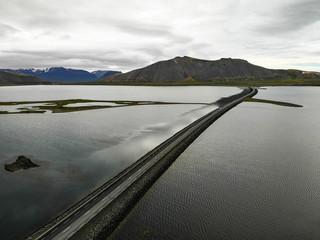 Road on?Snaefellsnes?Peninsula, Iceland