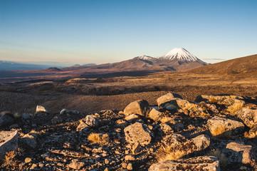 Tongariro National Park, Round the Mountain Track, New Zealand, North Island