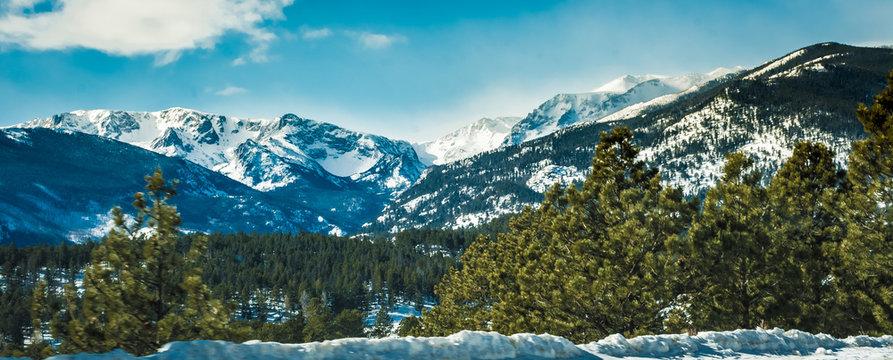 Rockies in Winter -2