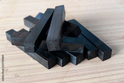 ebony wood For Picture Prints or background, exotic wood pen