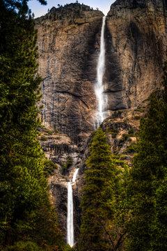 Yosemite Falls Morning, Yosemite National Park, California