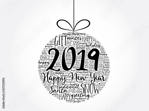 happy new year 2019 pic