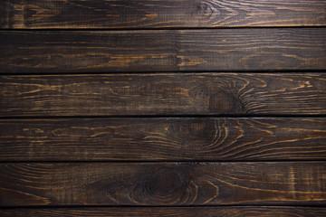 Texture of dark aged wood