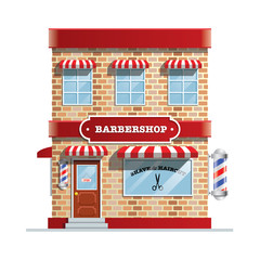 barbershop building
