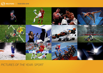 Pictures of the Year: Sport