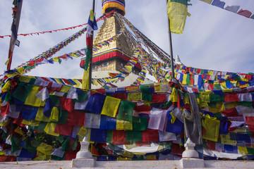 Buddha Stupa Nepal Kathmandu 2014