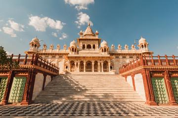 The Jaswant Thada, Jodhpur, India