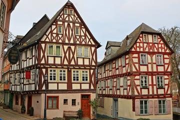 Fachwerkhäuser in Limburg an der Lahn