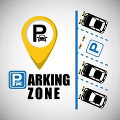 parking zone scene icons