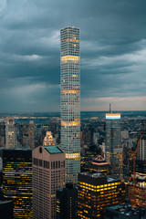 View of buildings in Midtown Manhattan, New York City