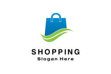 SHOPPING LOGO DESIGN