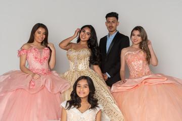 Teen Quinceanera Dresses