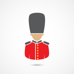 Queen's Guard Icon