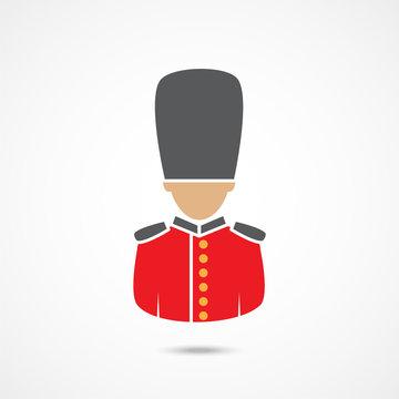 Queen's Guard Icon