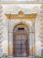 Ruins of Dar Caid Hajji's old mansion near Essaouira