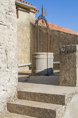 Ziehbrunnen in Istrien